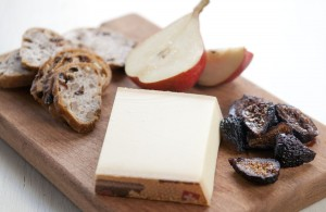 Gruyere Cheese Plate