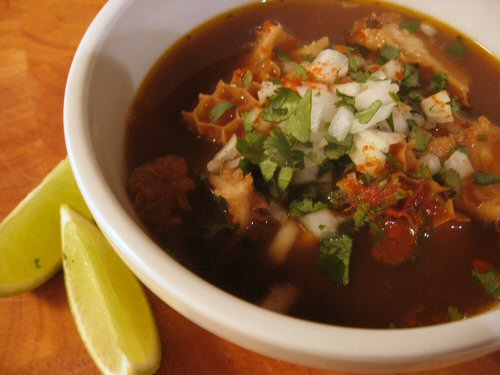 Menudo: Hangover Cure - Field and Feast - Field and Feast