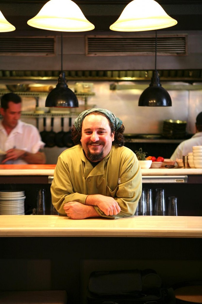 Chef Gabriel Pellegrini, Photo: Jeff Stockton