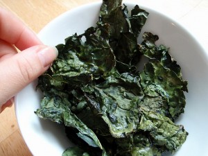 Delicious Kale Chips, Photo by: Joyosity