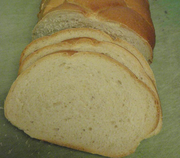 Benjamin Baker's Sourdough Loaf