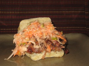 Pork Slider, Photo provided by Dana McCoy