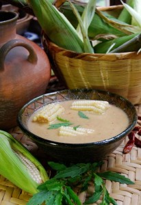 Chileatole De Elote (Chileatole Of Fresh Corn), Diana Kennedy