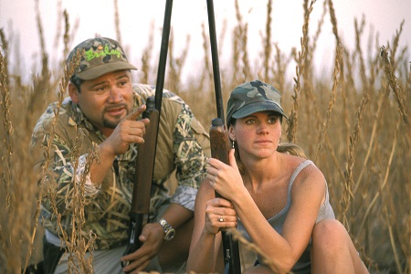 Dove Hunting © Texas Parks and Wildlife Department
