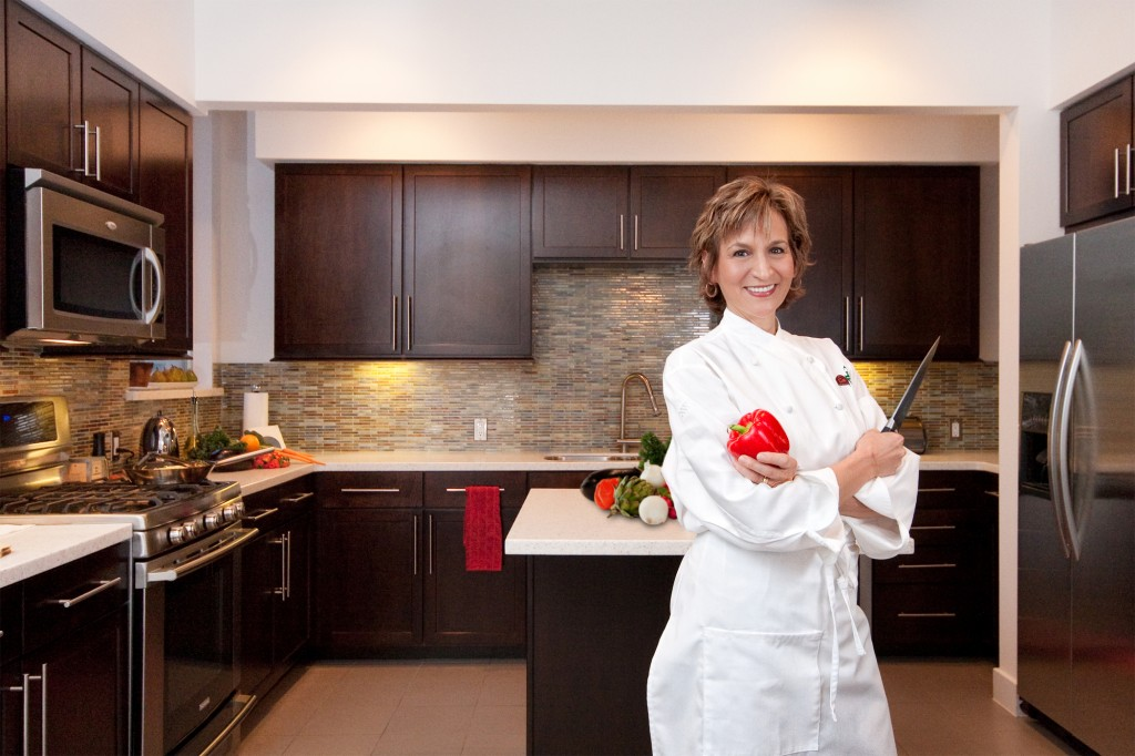 Chef Pamela Nevarez-Fisher