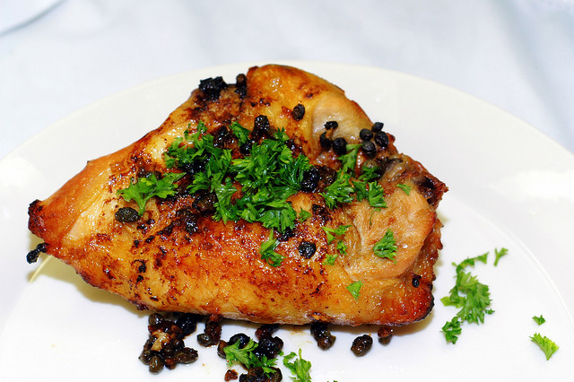 Chicken Picatta, Image by sassyradish via Creative Commons