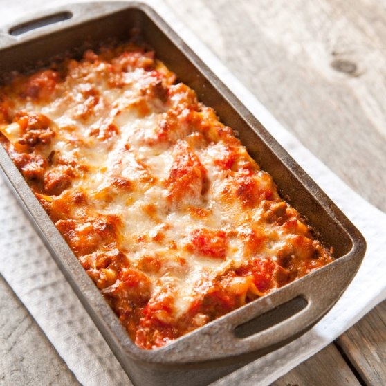 Recipe: Lasagna For Two