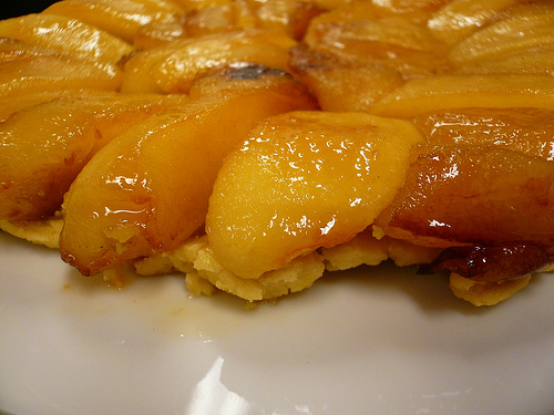 Tarte Tatin, Photo credit: cocoinzenl