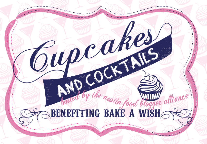 Cupcakes and Cocktails Benefit for Bake A Wish
