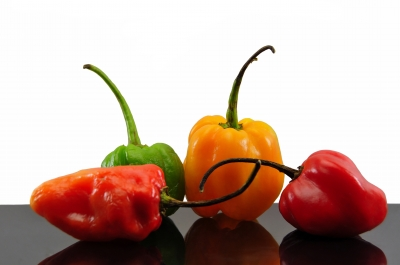 Hot stuff: Habaneros