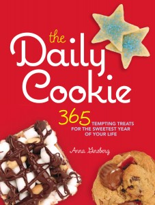 The Daily Cookie by Anna Ginsberg