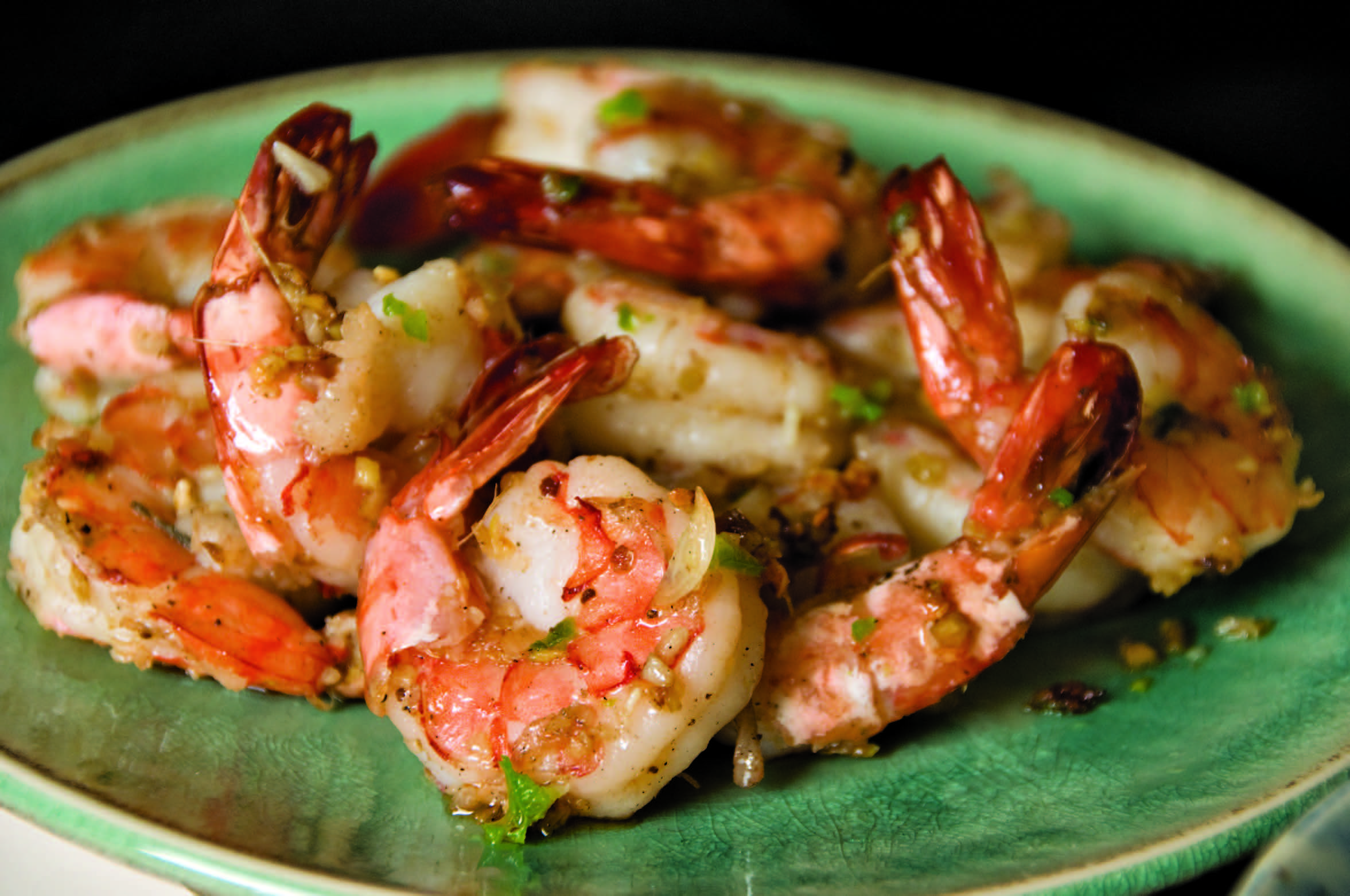 Classic Dry-Fried Pepper and Salt Shrimp - Field and Feast ...