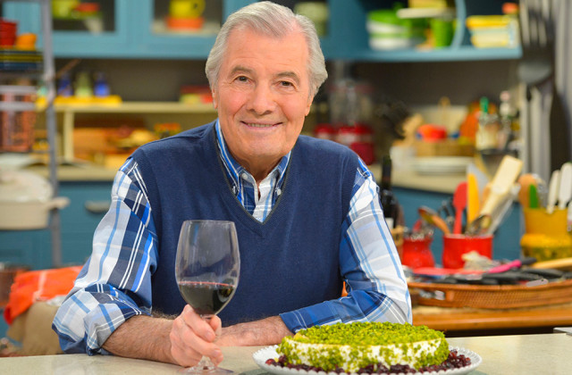 Jacques Pepin is coming to Austin
