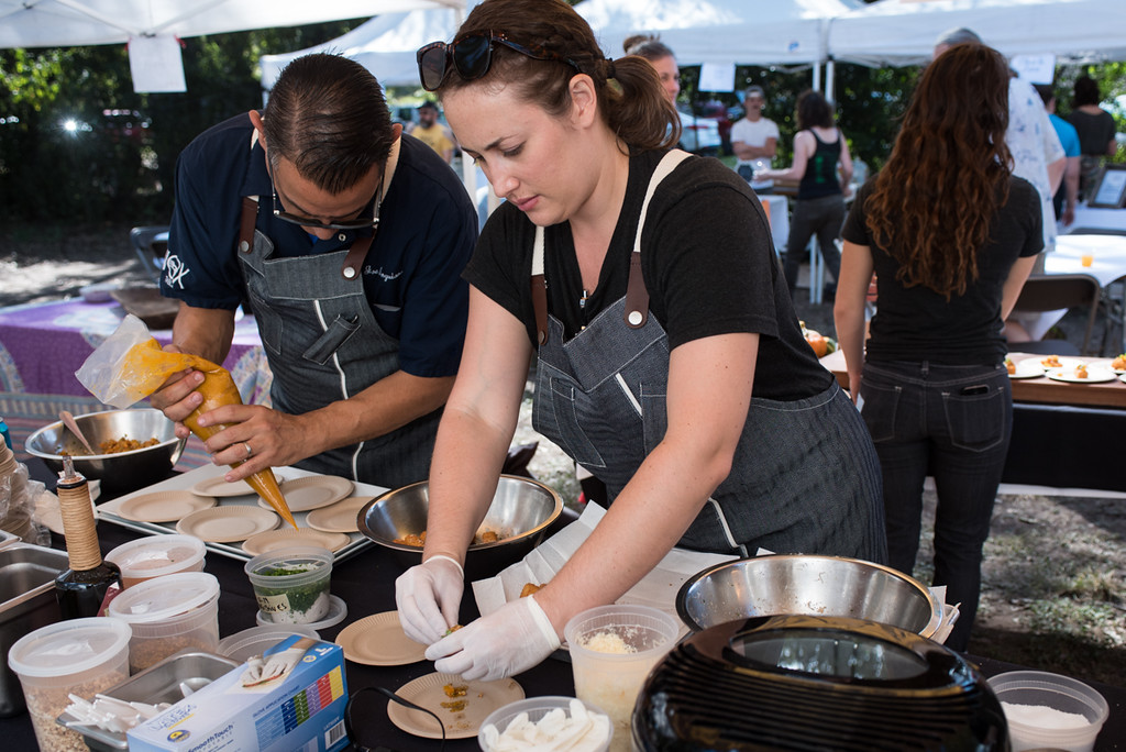 Festival fun at Green Corn fundraiser. Image from Green Corn Facebook Page.